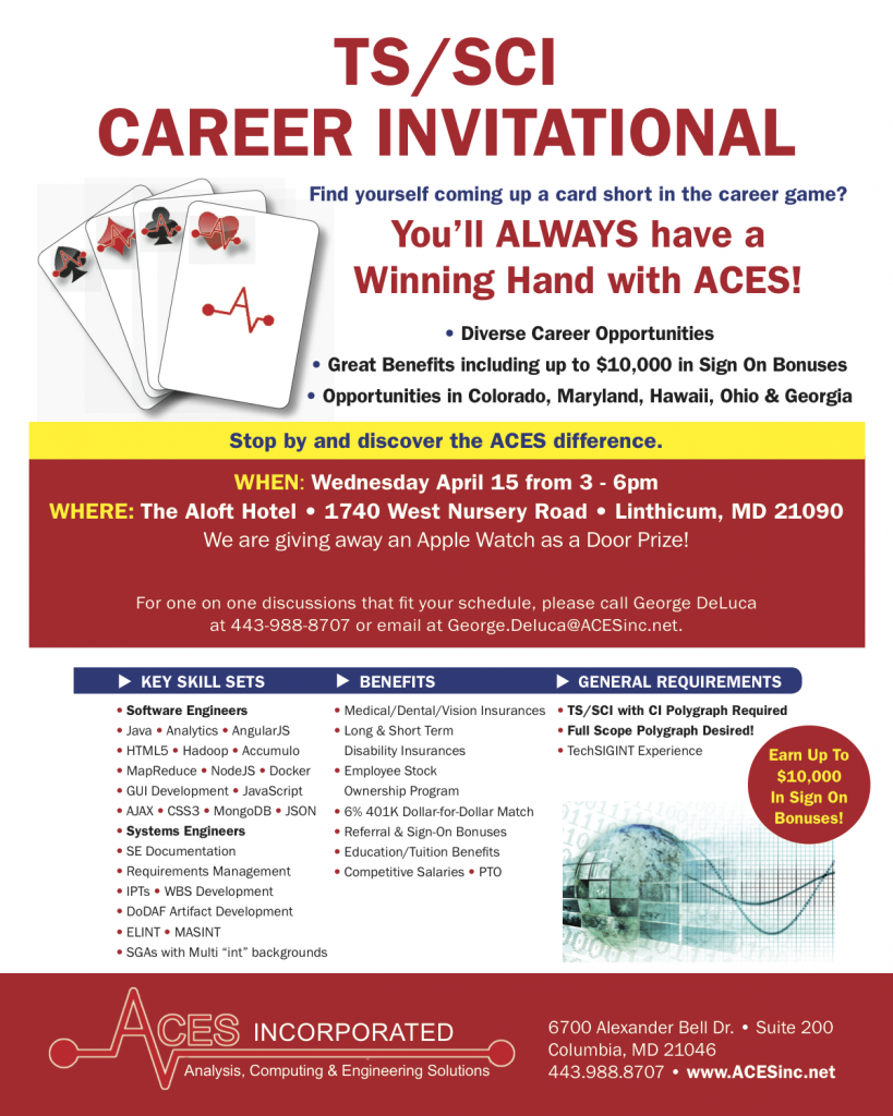 ACES HIRING 4-15 EMAIL