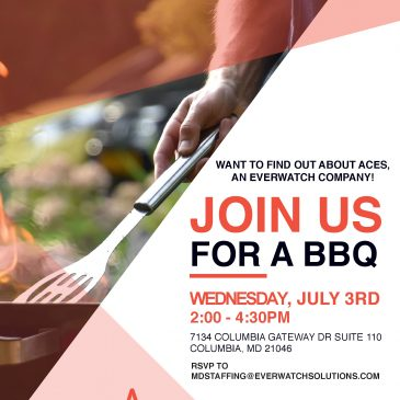 BBQ on July 3rd for Employees, Family and Friends!
