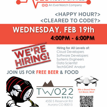 Join us for our Happy Hour Social at Two22 Brew!